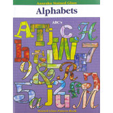 Alphabets Stained Glass Pattern Book